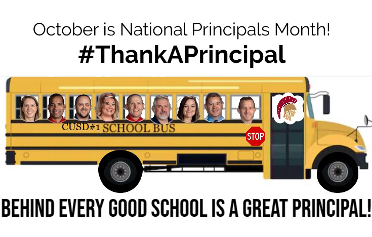 #ThankAPrincipal