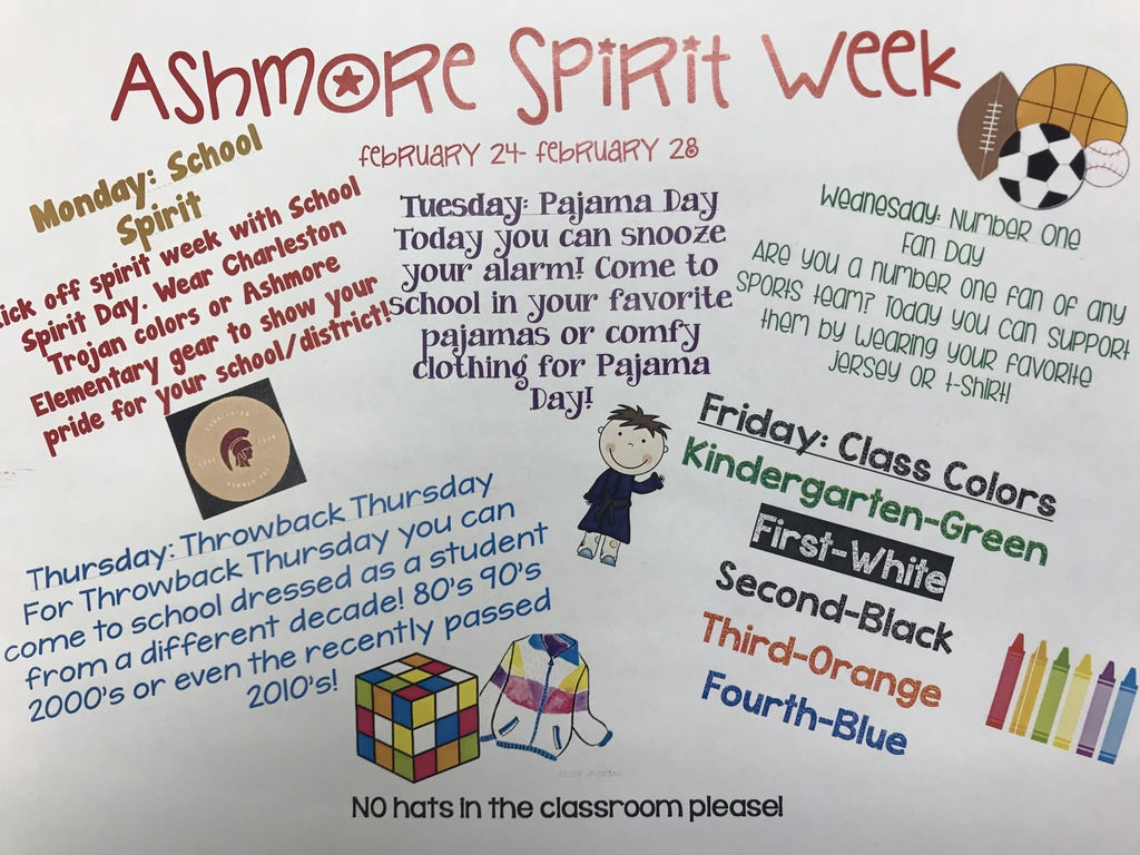 Ashmore Spirit Week