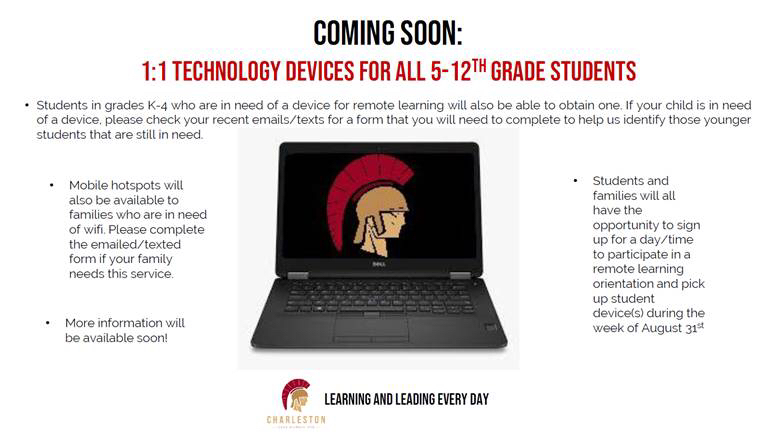 Student Electronic Devices